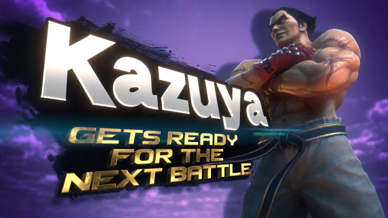 Super Smash Bros Ultimate: Kazuya di Tekken apre il Direct dell'E3 2021