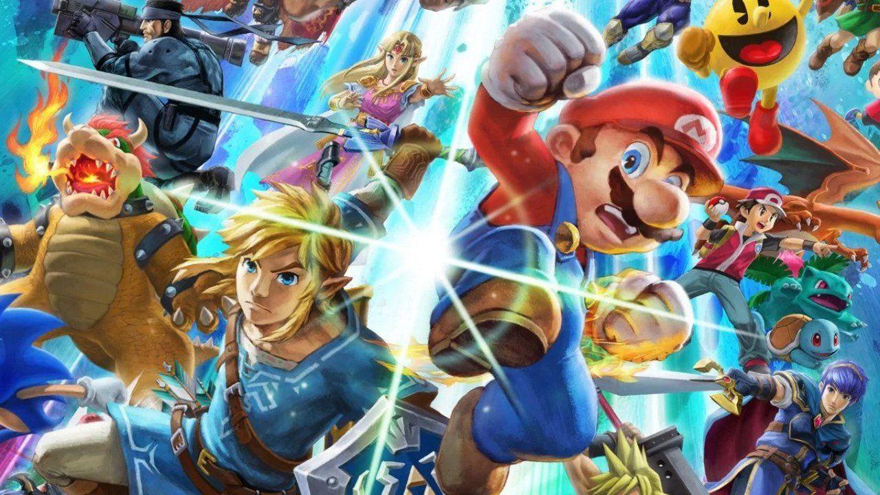 Super Smash Bros Ultimate: i migliori personaggi con cui iniziare a giocare