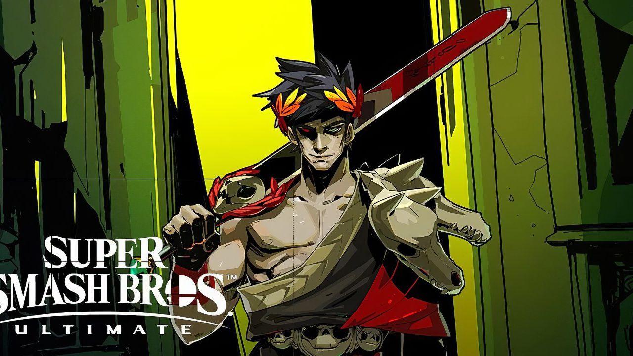 Super Smash Bros Ultimate: il papà di Hades sogna il crossover con Zagreus come lottatore