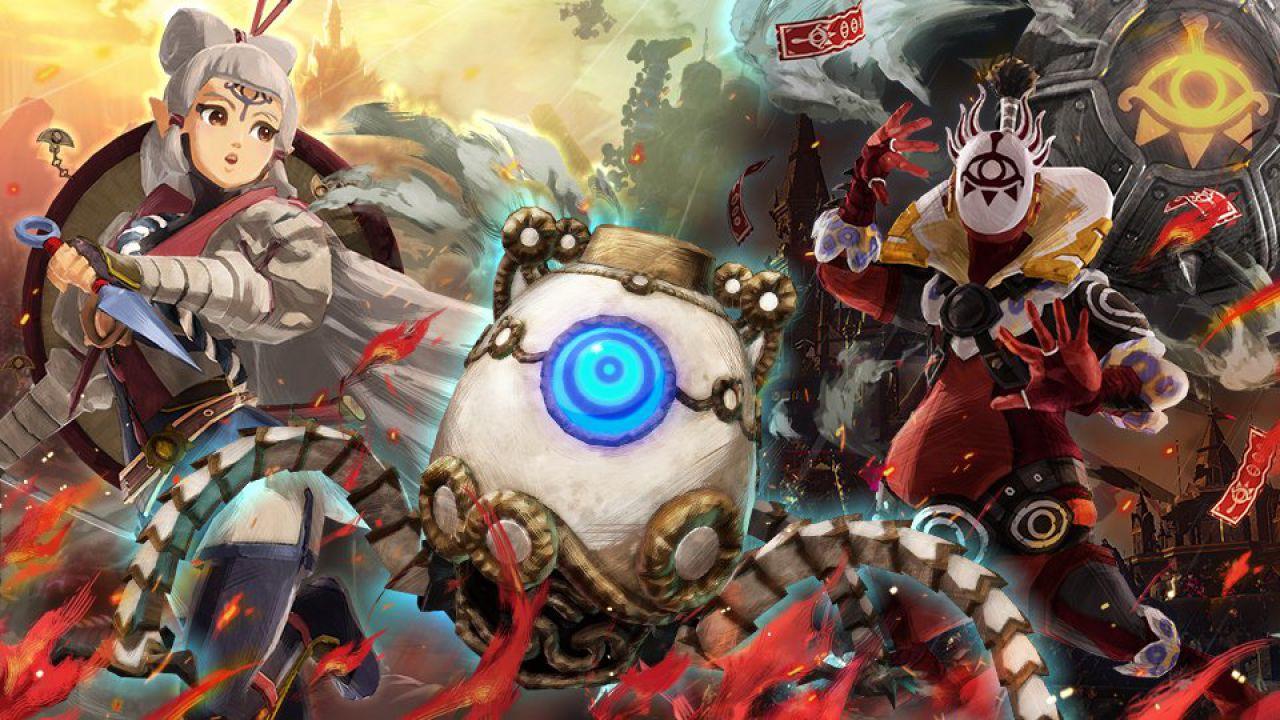 Super Smash Bros Ultimate X Hyrule Warriors: nuovi Spiriti arrivano da Era della Calamità