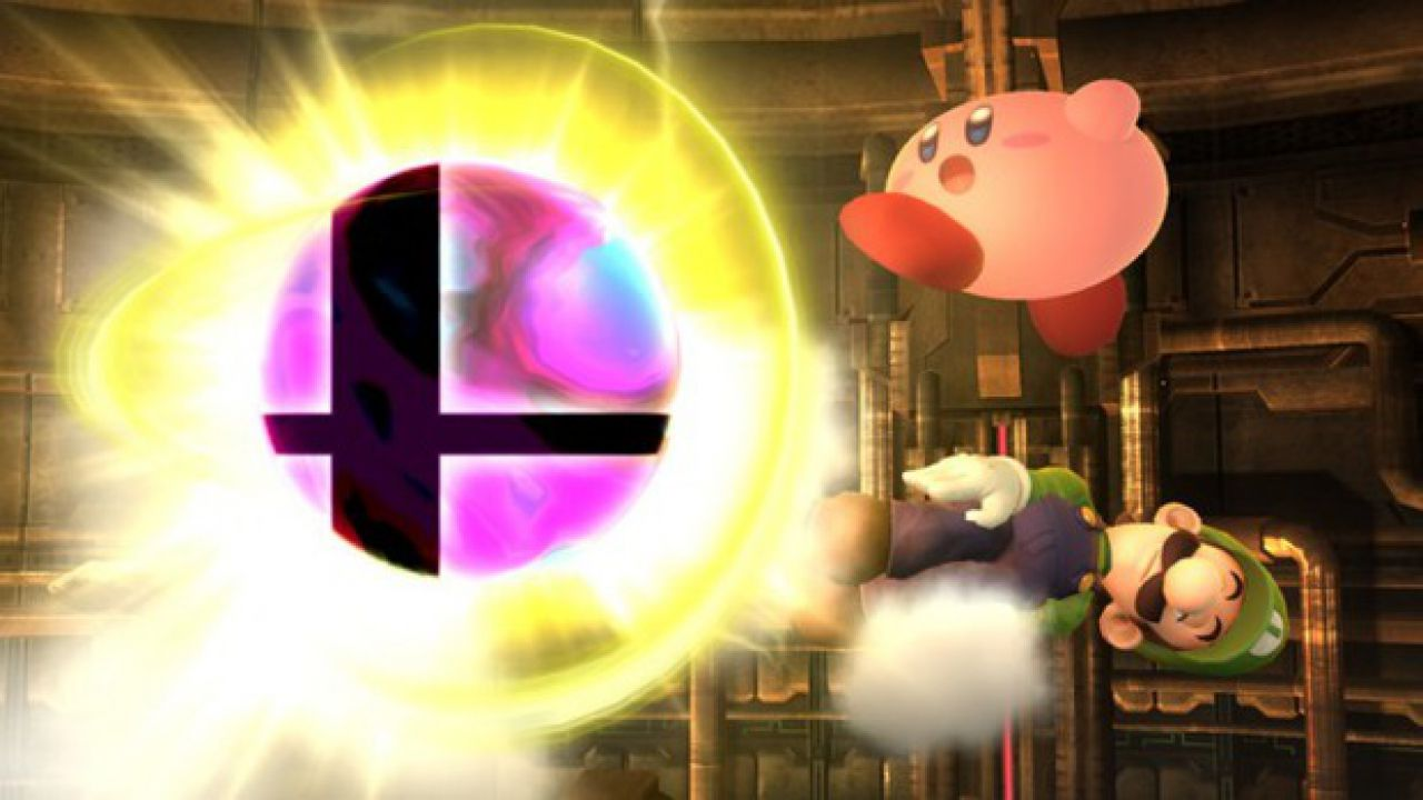 Super Smash Bros: un'immagine di comparazione con Brawl