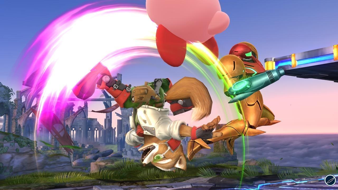Super Smash Bros: un'immagine mostra i parametri personalizzabili