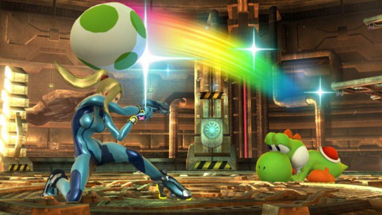 Super Smash Bros: un'immagine per Rosalinda