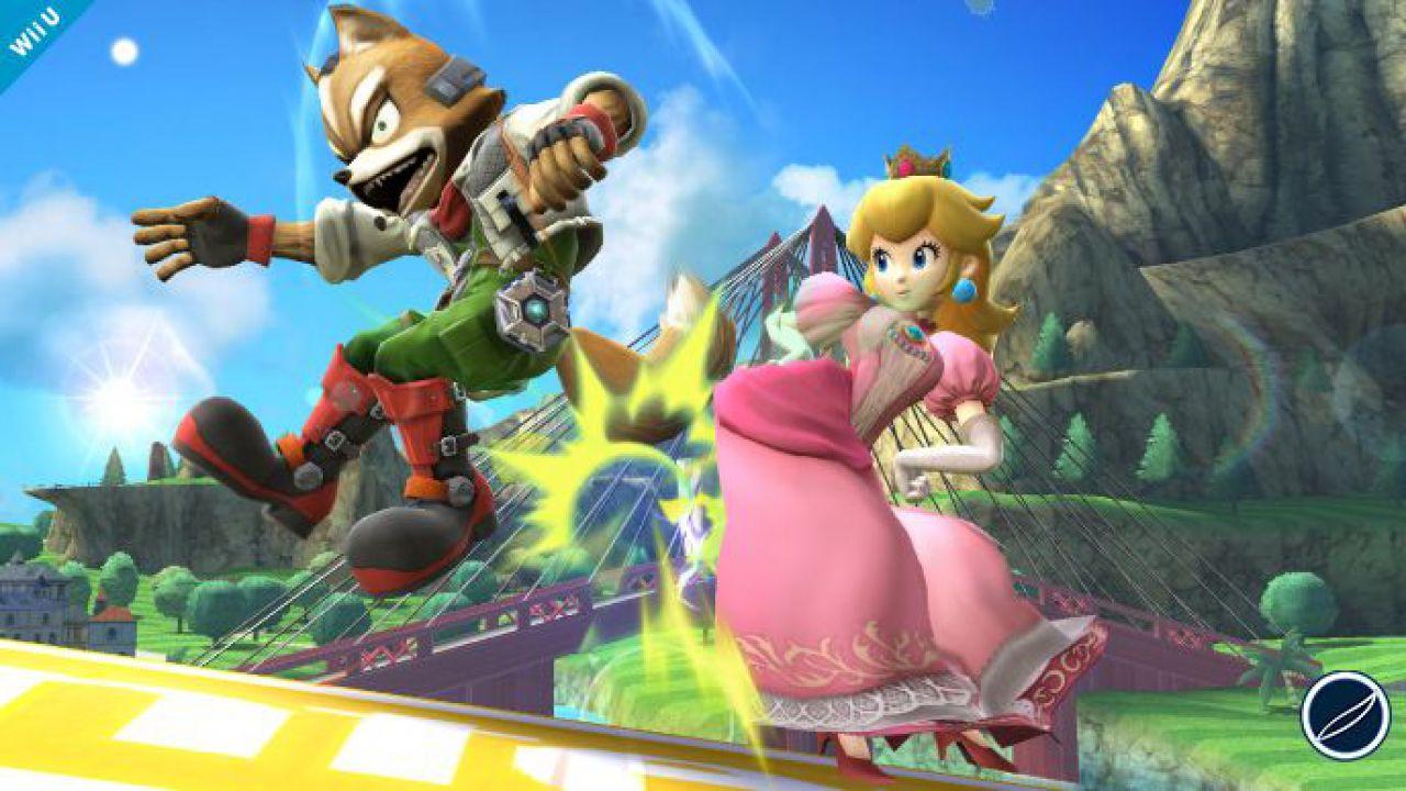 Super Smash Bros: un'immagine per lo Storm Punch di Donkey Kong