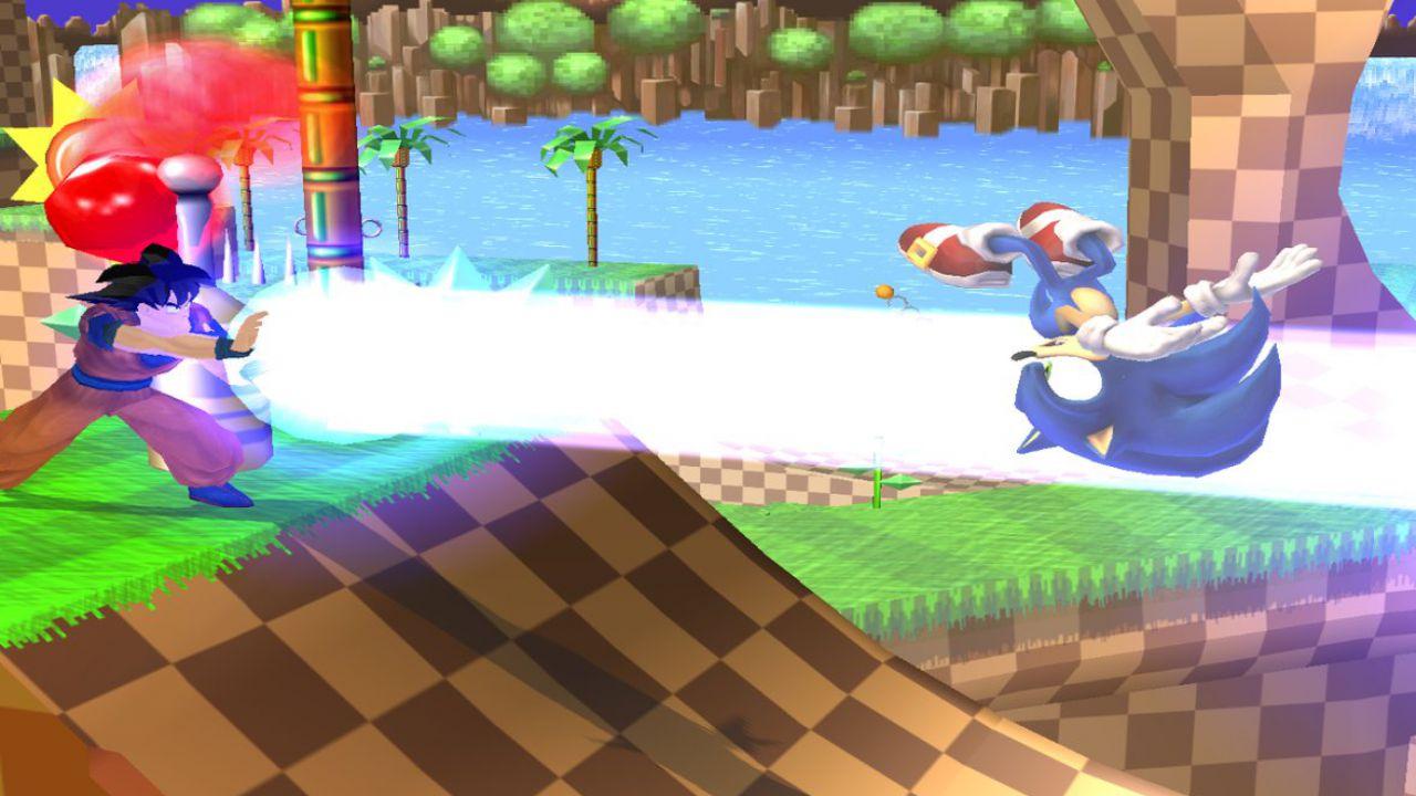 Super Smash Bros: una mod aggiunge il personaggio di Goku