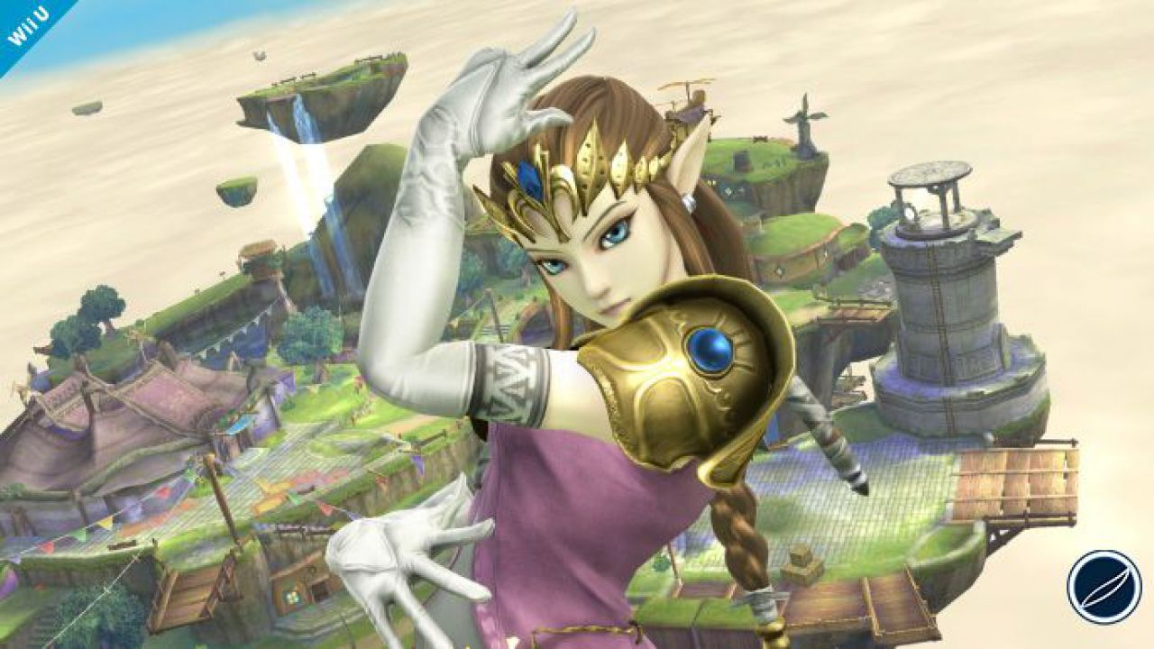 Super Smash Bros: uno scatto per la versione 3DS