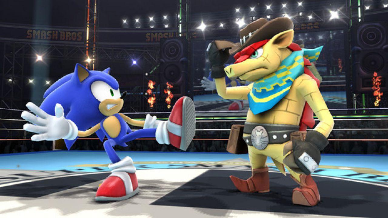 Super Smash Bros: la versione 3DS mostrata in un'immagine