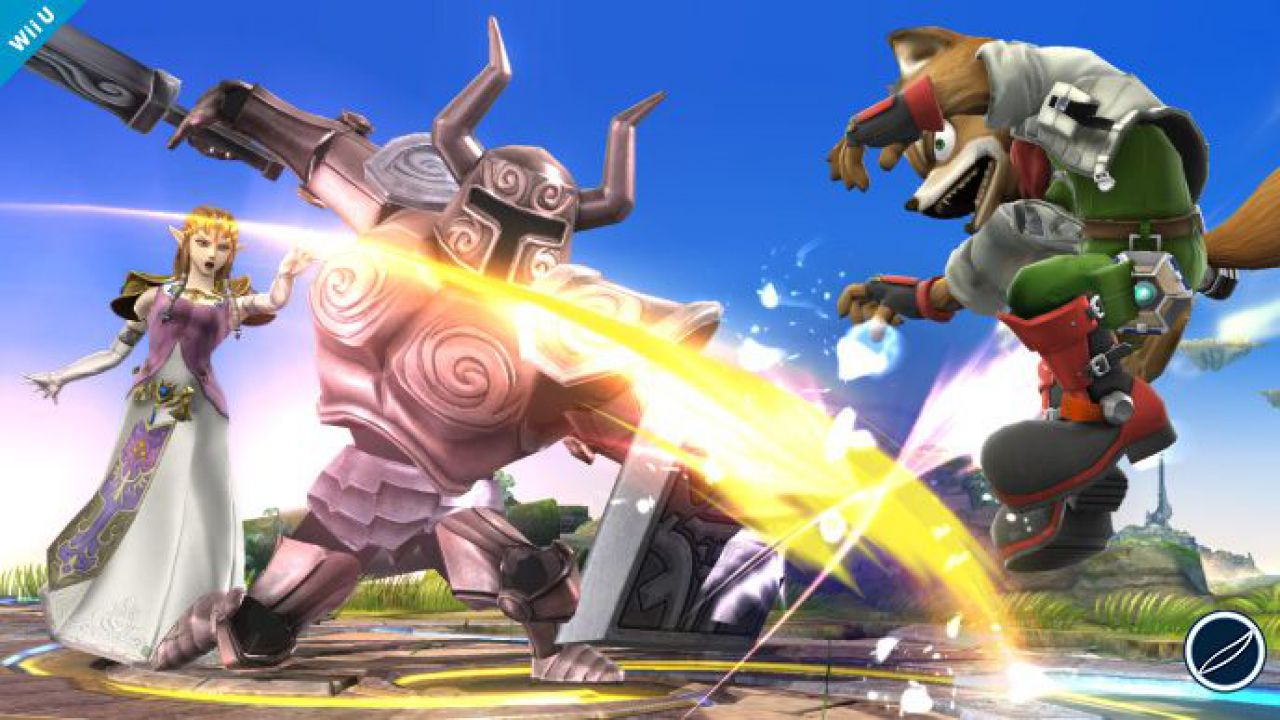 Super Smash Bros: la versione 3DS uscirà il 3 Ottobre