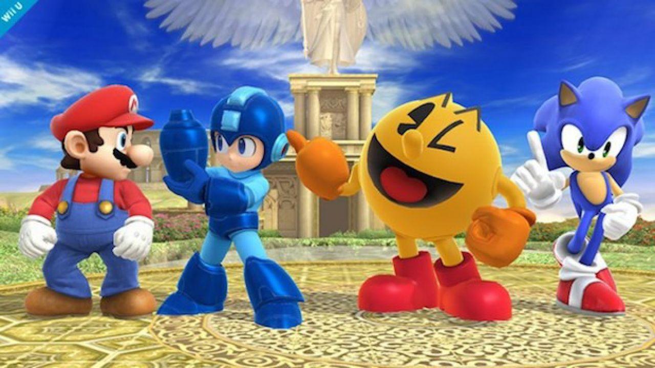 Super Smash Bros: versioni Wii U e 3DS a confronto