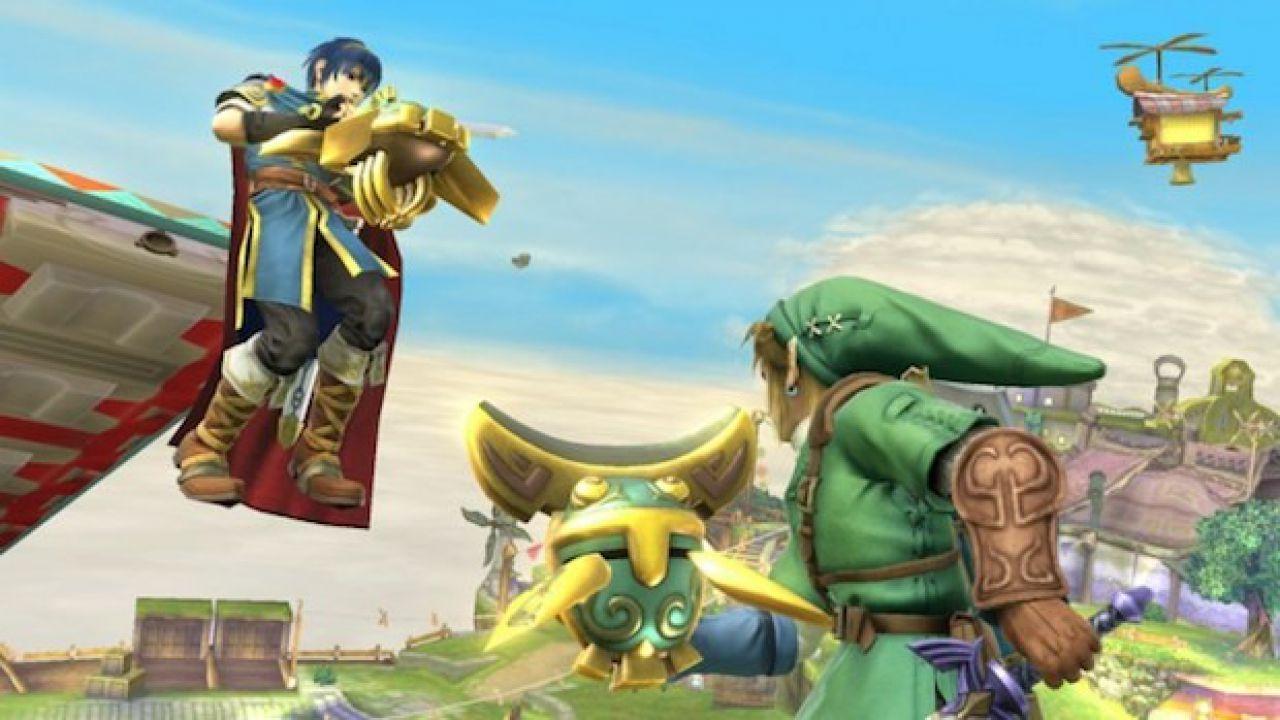 Super Smash Bros: video mash-up con la sigla di Attack on Titan