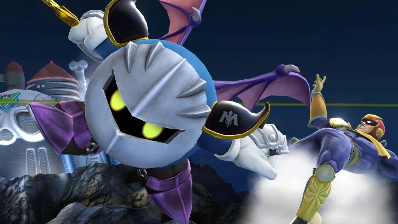 Super Smash Bros Wi U: nuovo aggiornamento disponibile