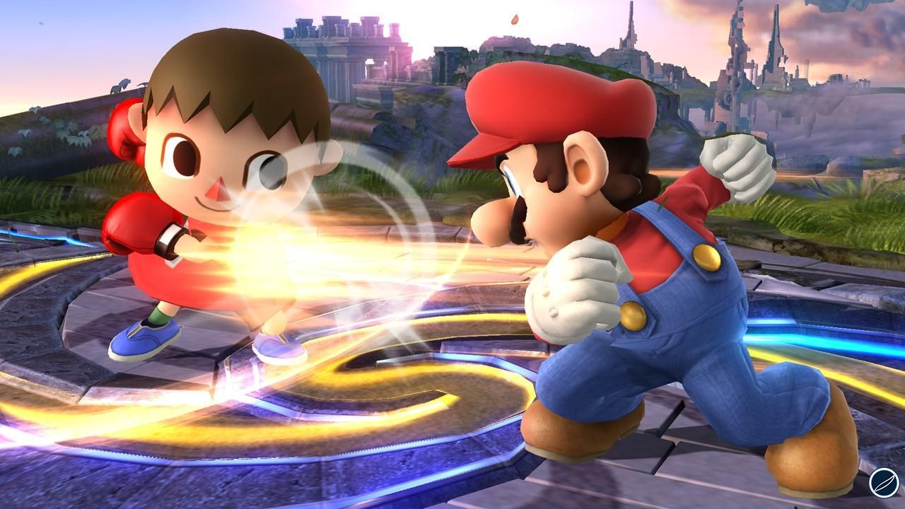 Super Smash Bros Wii U contiene uno stage ispirato a Yoshi's Woolly World