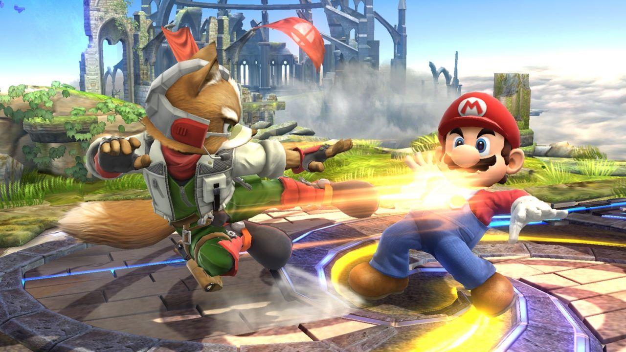 Super Smash Bros Wii U: disponibile il predownload