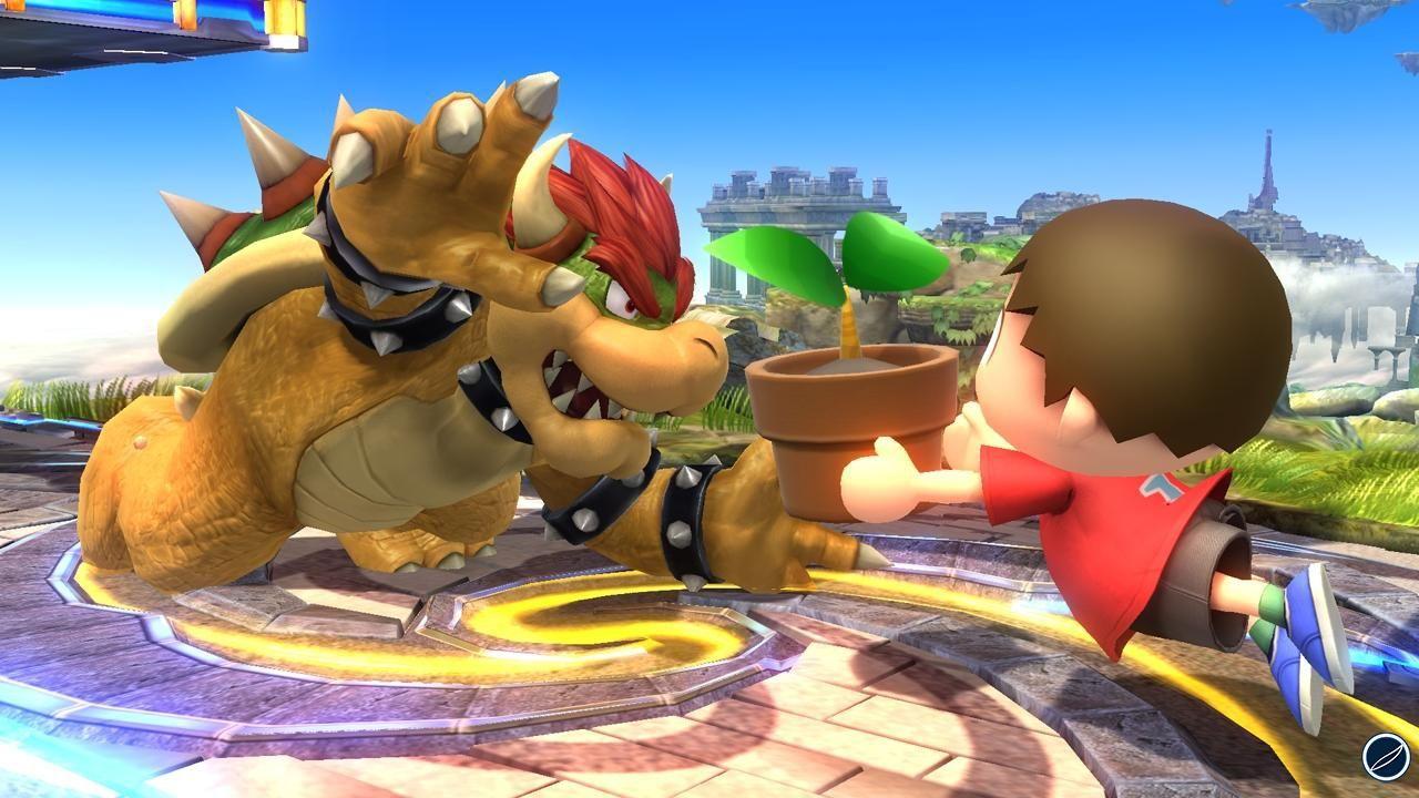 Super Smash Bros Wii U: lista dei controller supportati