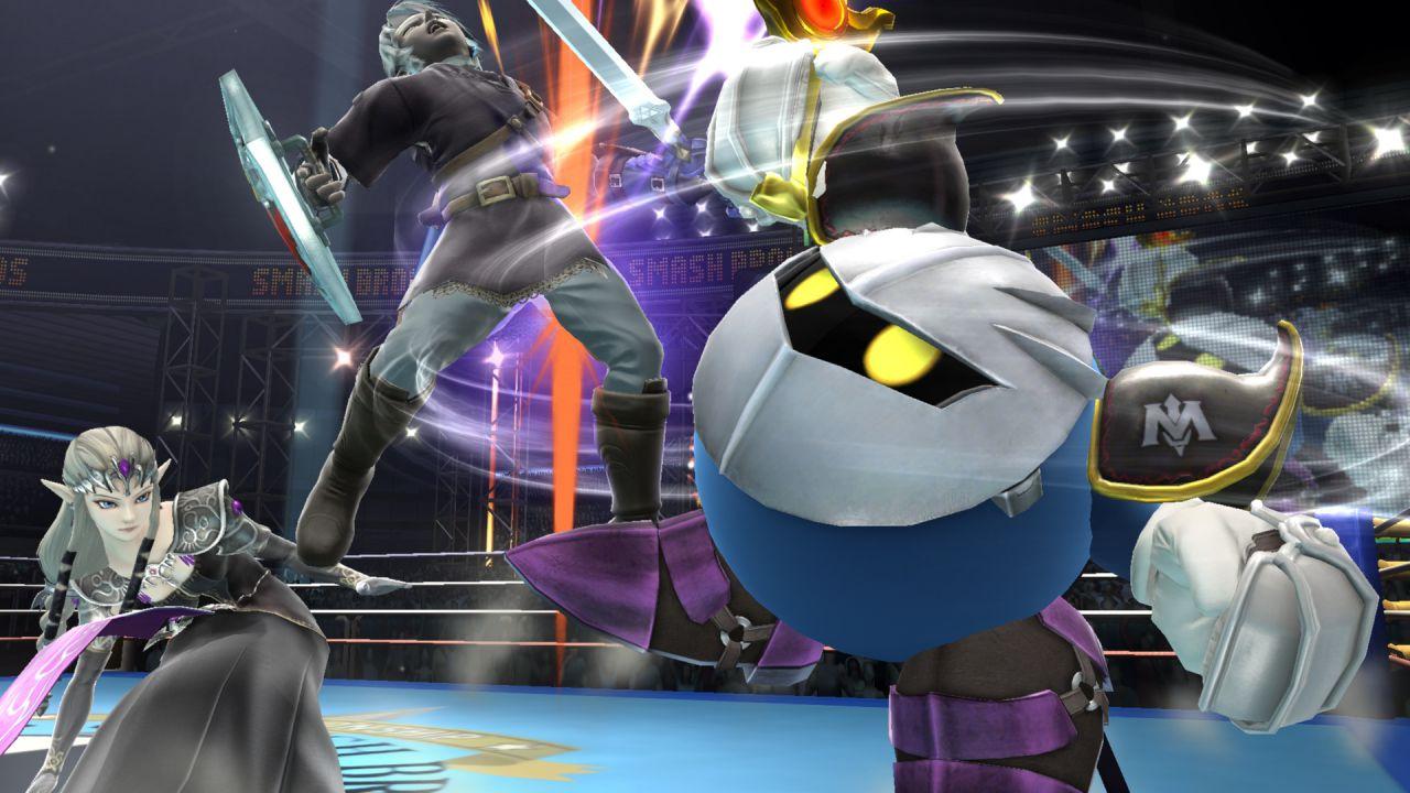 Super Smash Bros Wii U: oltre 700.000 copie vendute negli USA a novembre