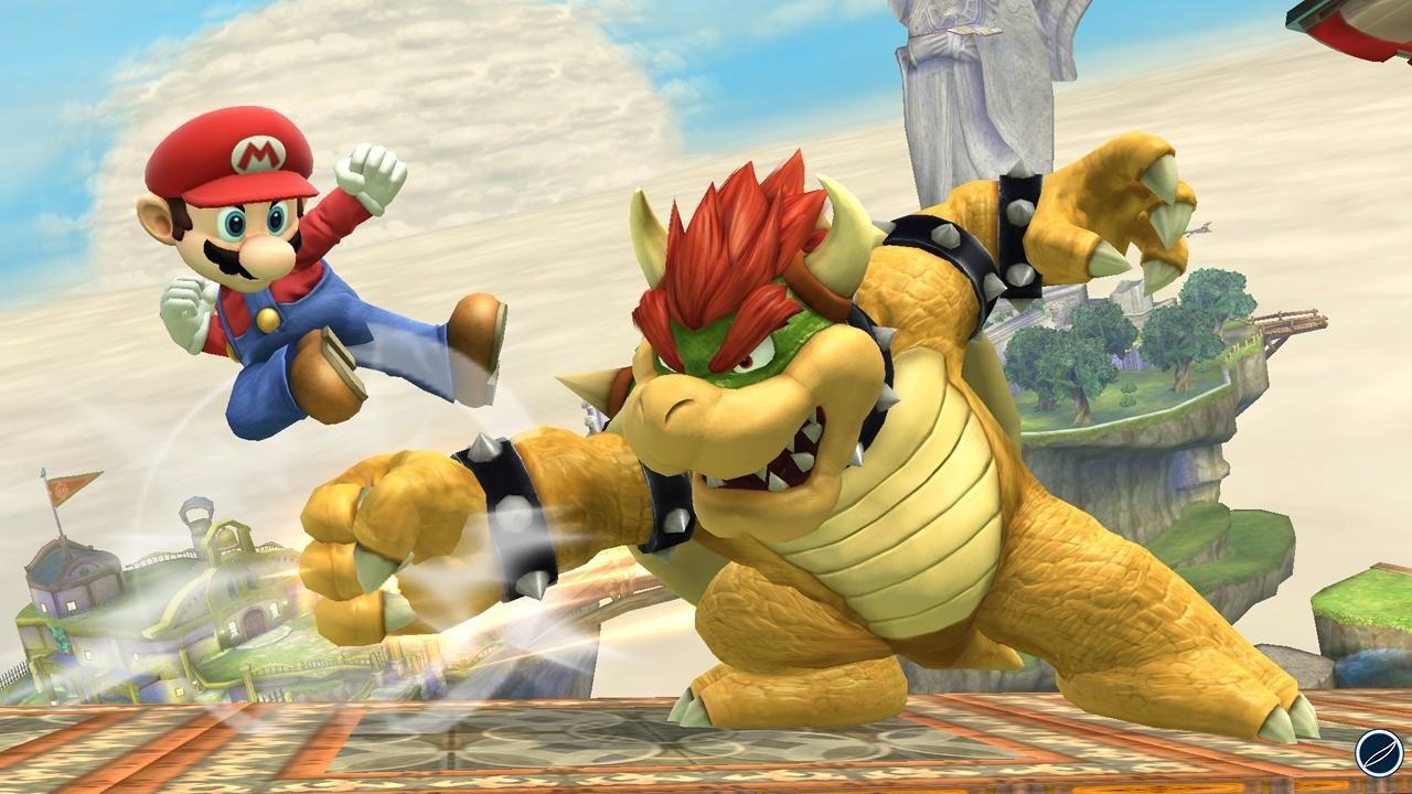 Super Smash Bros Wii U: svelata l'immagine del disco