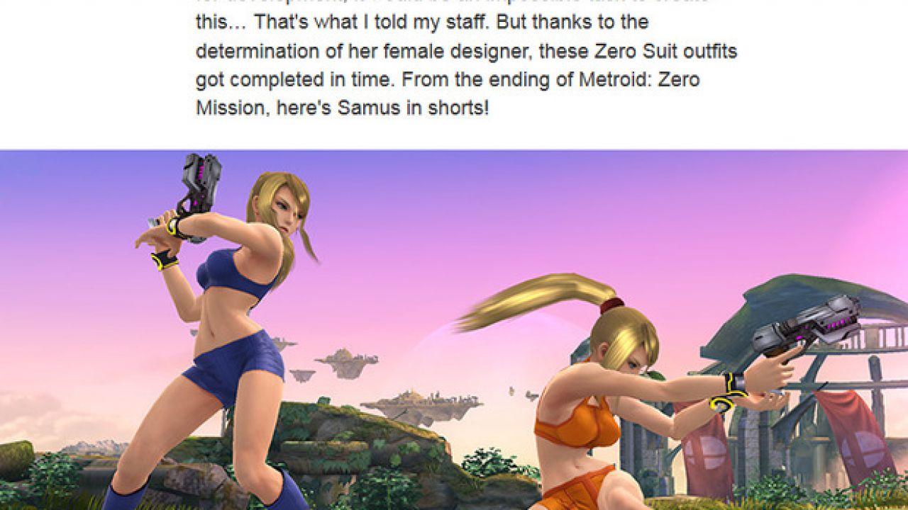 Super Smash Bros Wii U: un'immagine per Skyloft