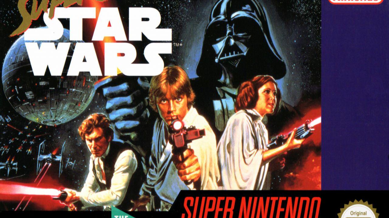 Super Star Wars arriva questa settimana su PS4 e Vita