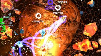Super Stardust Delta: confermati i DLC