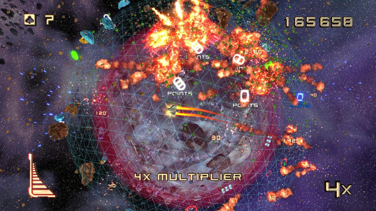 Super Stardust Ultra annunciato per PlayStation 4