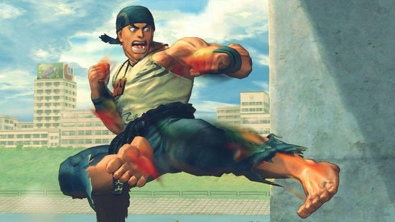 Super Street Fighter 4 Arcade: immagini e ultra combo per Evil Ryu