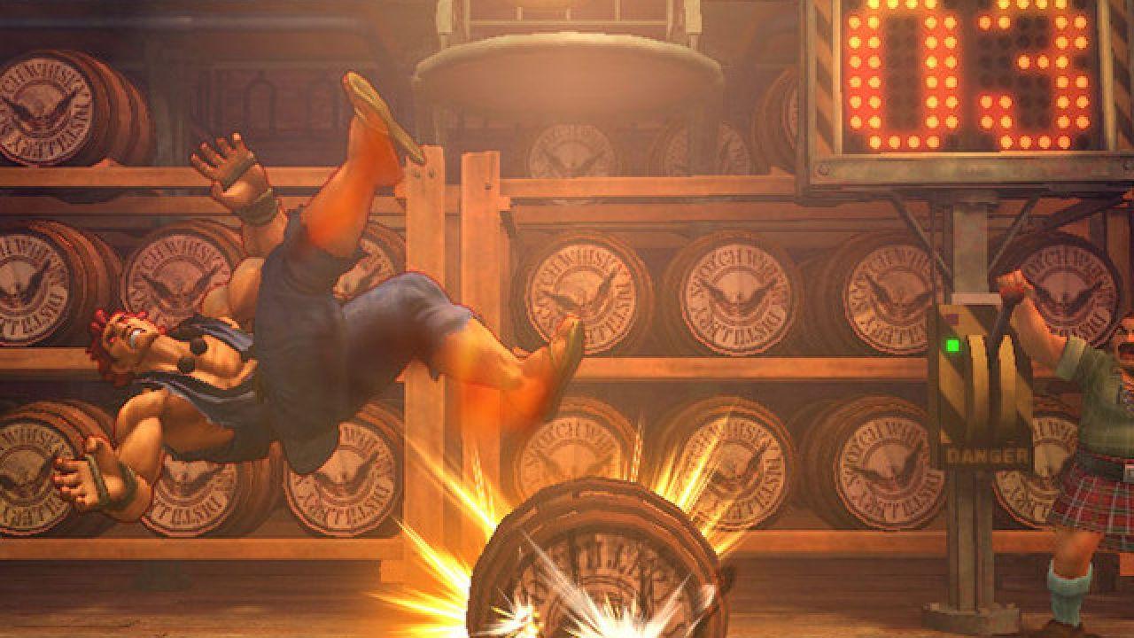 Super Street Fighter 4, un 'Catalogo' per chi non sarà in possesso dei nuovi costumi