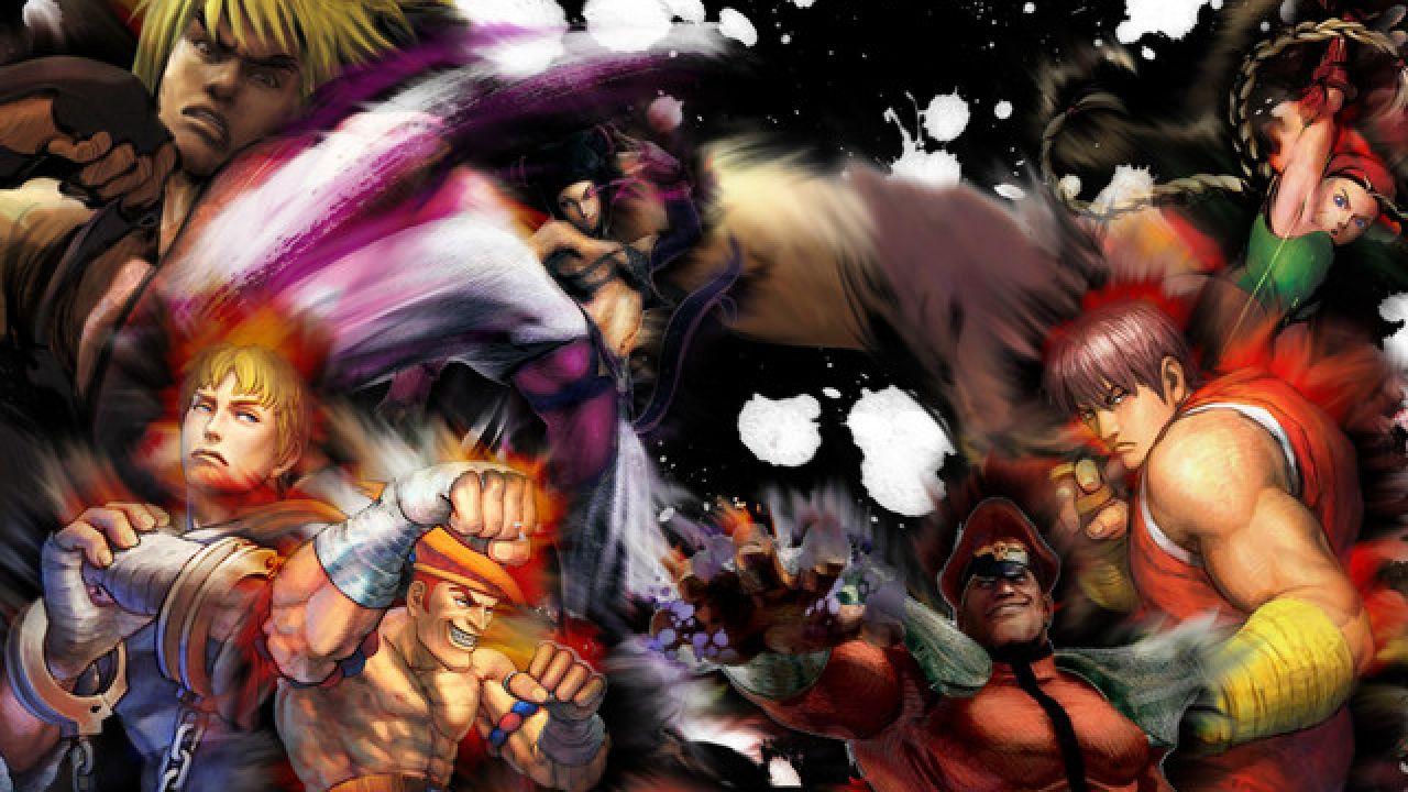 Super Street Fighter 4, immagini per Yun e Yang e per i nuovi costumi