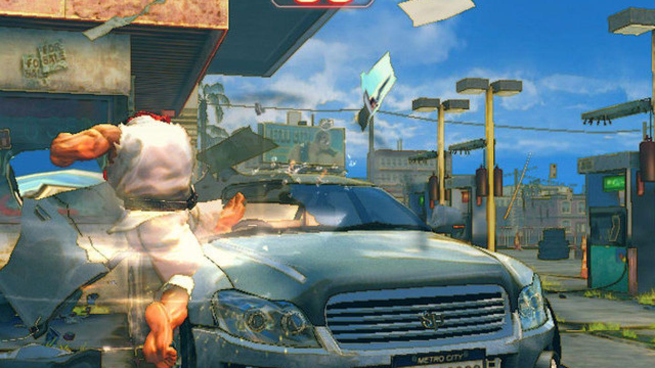 Super Street Fighter 4, problemi con i DLC dei costumi su Xbox Live