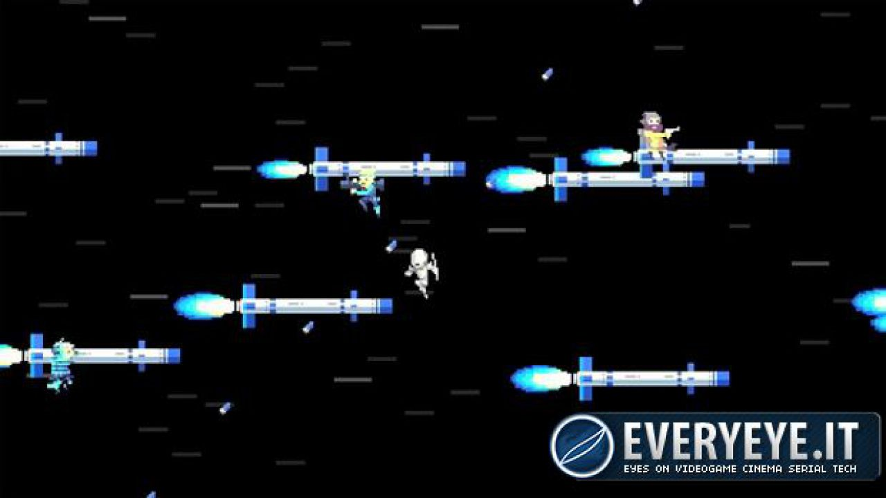 Super Time Force si mostra in un gameplay video