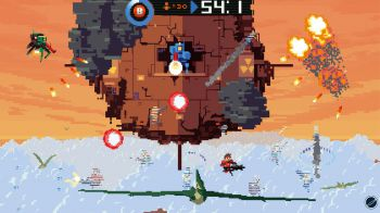 Super Time Force Ultra: annunciate le versioni PS4 e PS Vita