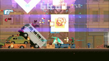 Super Time Force Ultra arriverà su Steam durante l'estate