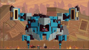 Super Time Force Ultra avrà alcuni personaggi di Team Fortress 2 e Left 4 Dead