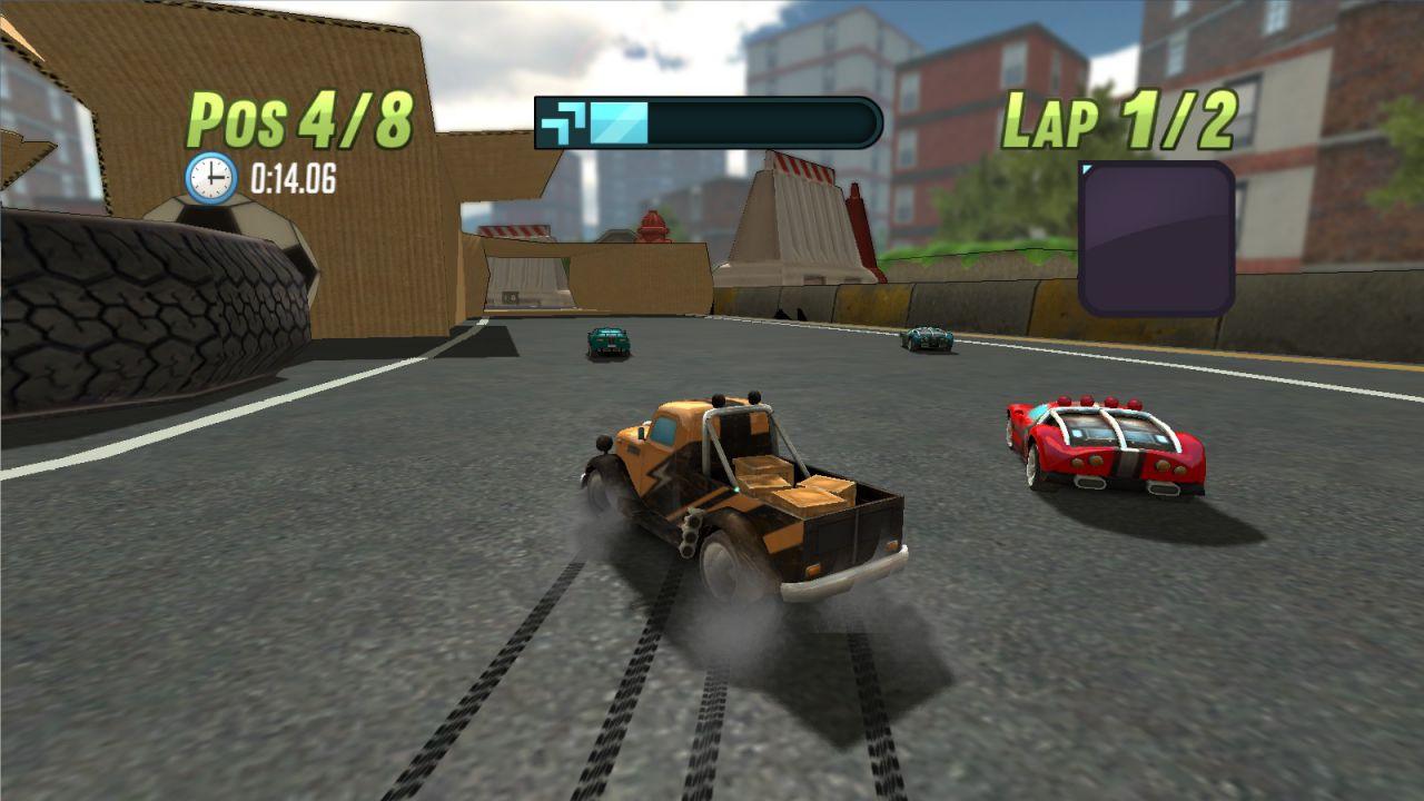 Super Toy Cars uscirà su Wii U il 24 Luglio?