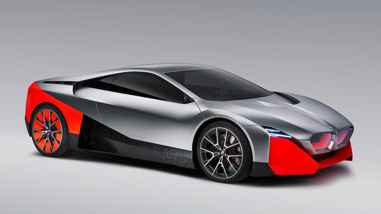 Supercar BMW elettrificata: a che punto siamo con lo sviluppo?