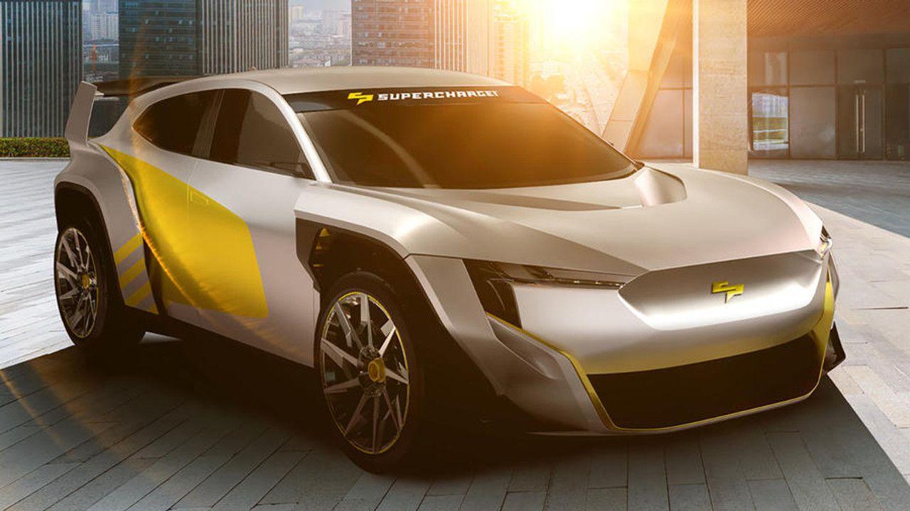 Supercharge: il campionato di crossover elettrici al via nel 2022