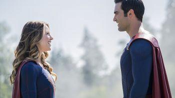 Supergirl 2: online una clip con Superman ed un trailer