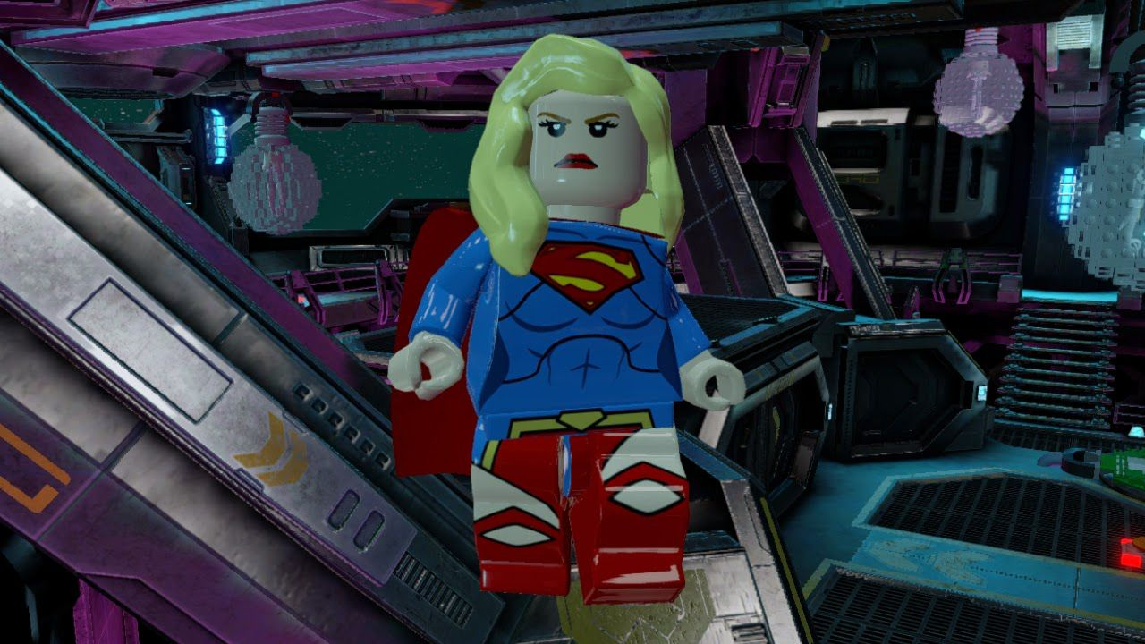 Supergirl arriva in LEGO Dimensions
