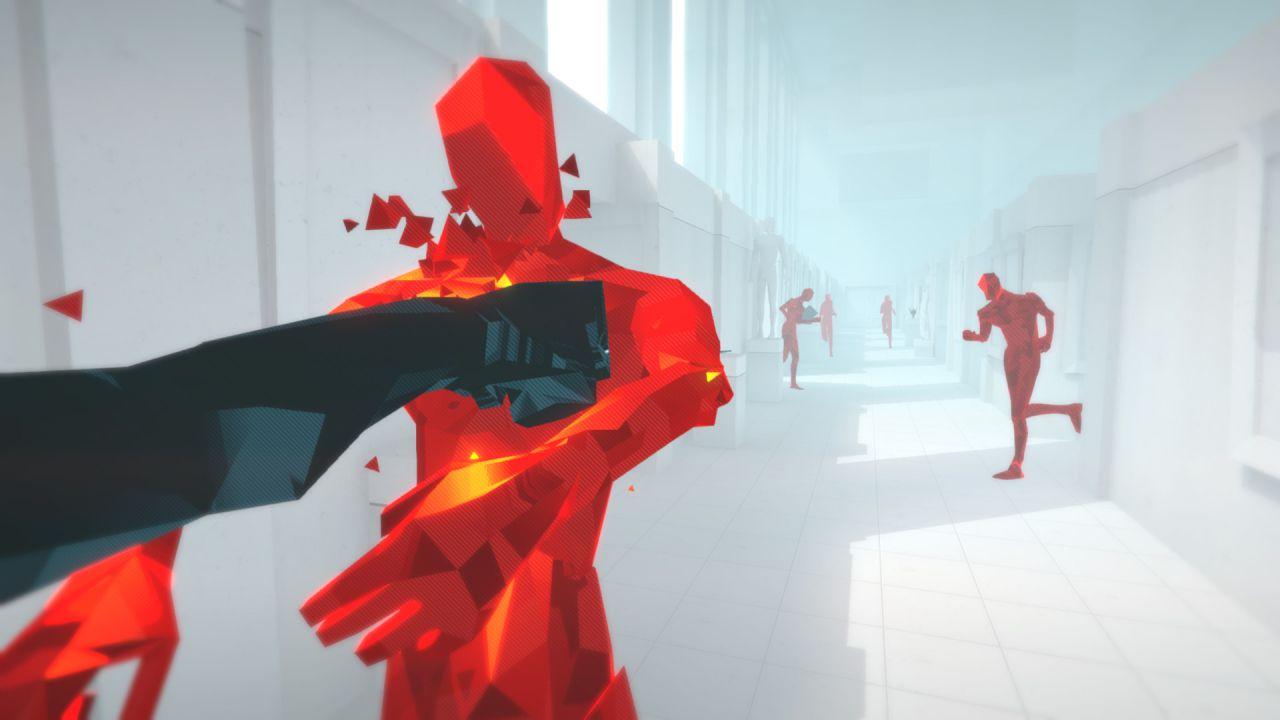 SUPERHOT debutterà anche sui visori per la realtà virtuale