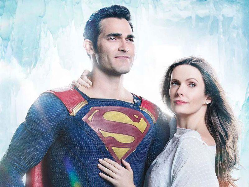 Superman and Lois, sarà questo il nuovo simbolo de L'Uomo d'Acciaio di Tyler Hoechilin?
