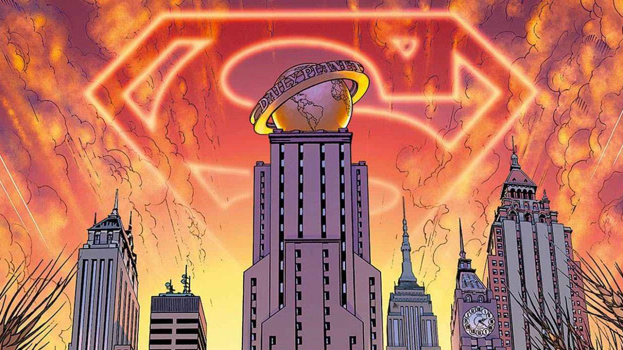 Superman: il Daily Planet ha un nuovo proprietario, vi sorprenderà sapere chi è