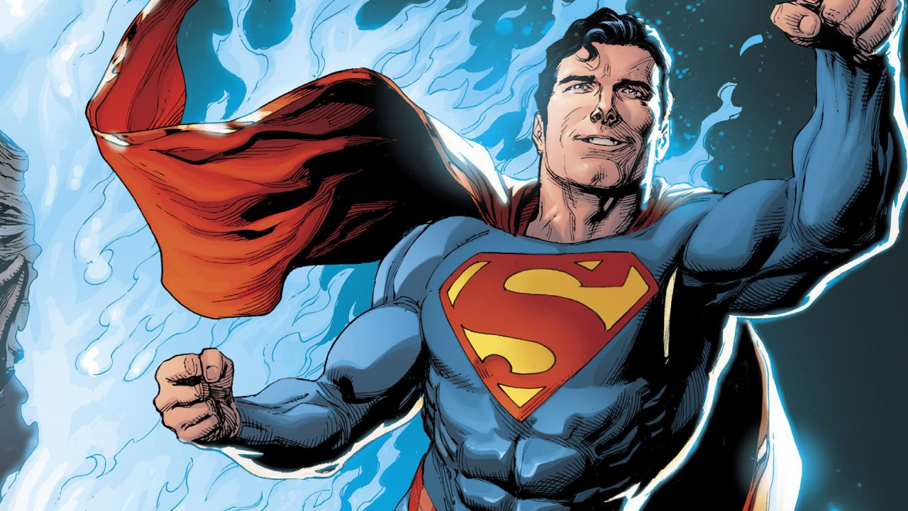 Superman: DC Comics annuncia la miniserie antologica Red & Blue