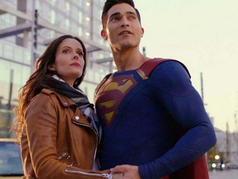 Superman & Lois, Bitsie Tulloch spiega perché Smallville è importante per Lois