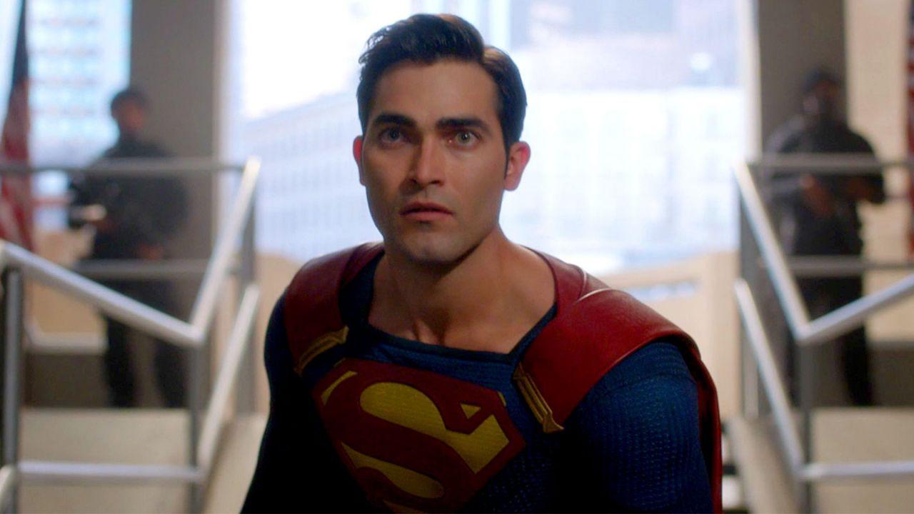 Superman & Lois: Tyler Hoechlin entusiasta della serie: 'Rimango fedele al personaggio'