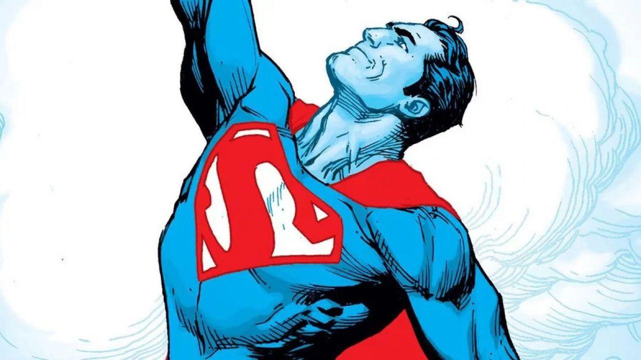 Superman: un lato nascosto di Clark Kent emerge nella nuova serie Red and Blue