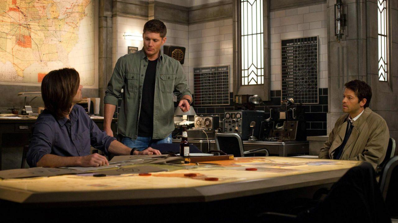 Supernatural 8: trama, due promo, sneak peek, immagini dal set e screenshot dal quarto episodio Bitten