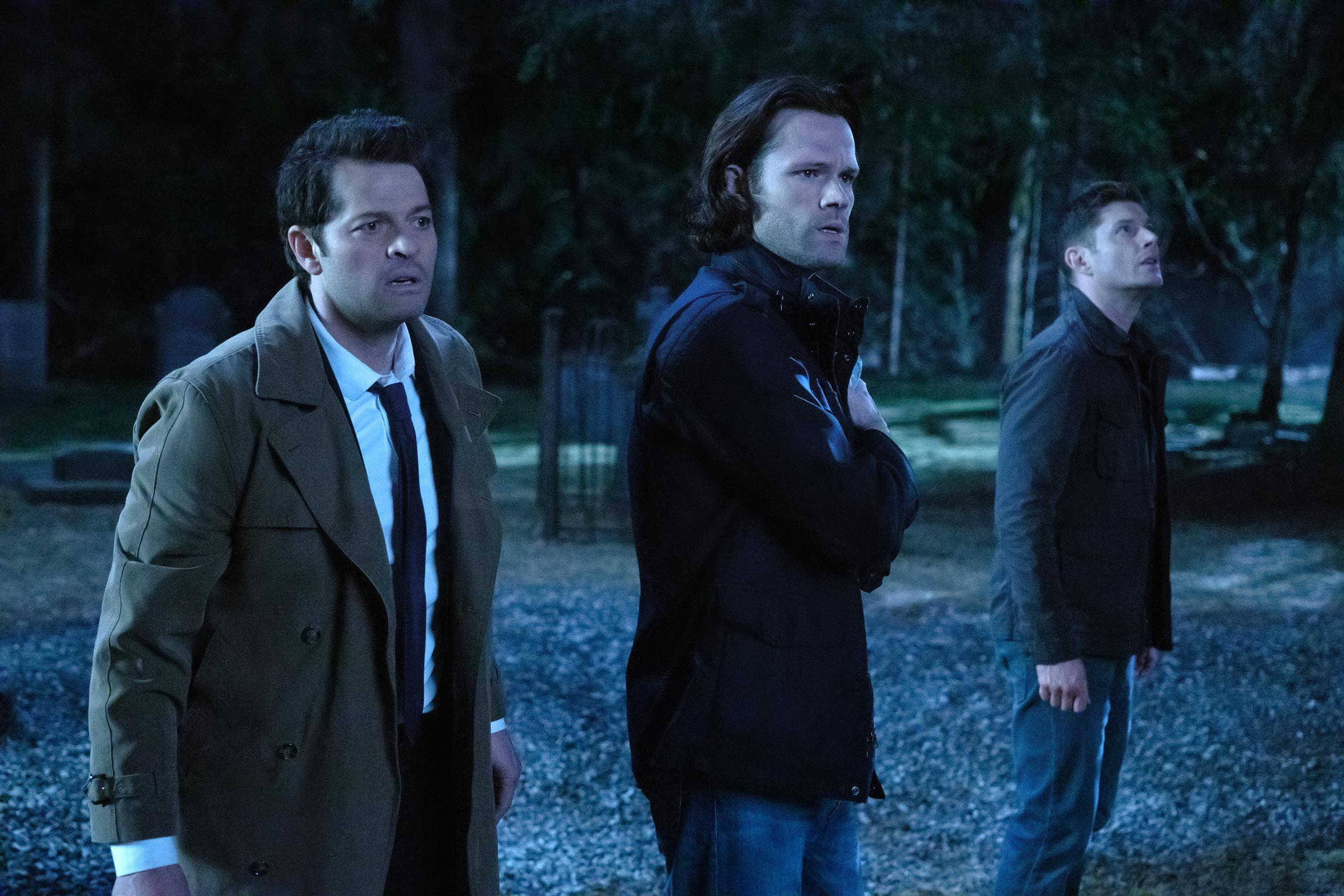 Supernatural: gli attori si stanno preparando a dire addio alla serie