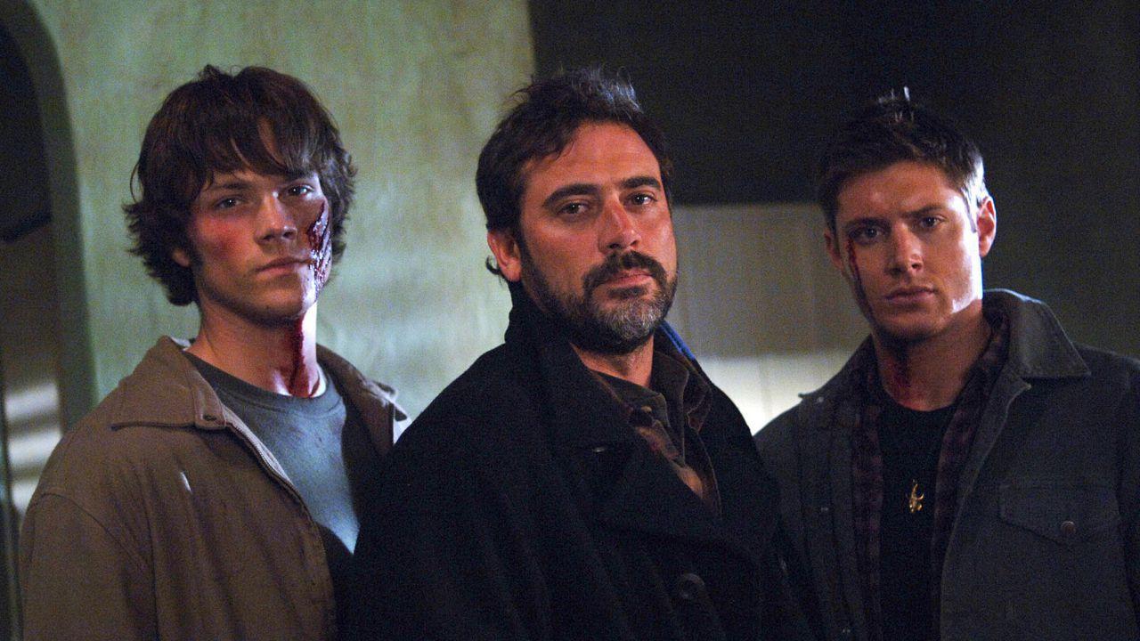 Supernatural, Jeffrey Dean Morgan rende omaggio al finale della serie