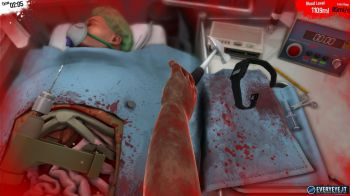 Surgeon Simulator raggiunge quota 2 milioni di copie vendute