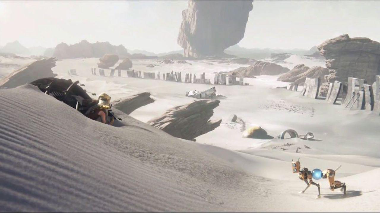 Svelata la copertina di ReCore per Xbox One