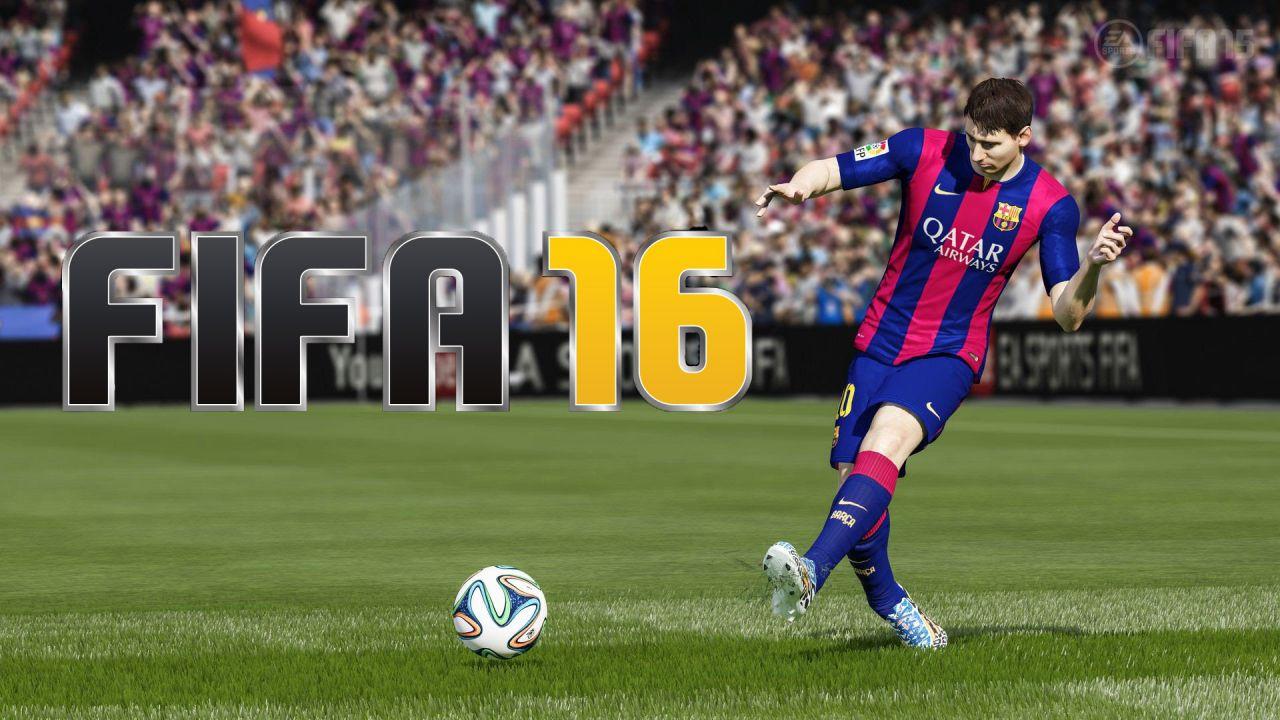 Svelata la copertina ufficiale di FIFA 16